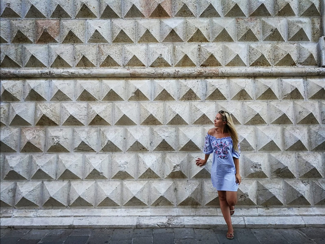 Amata Ferrara. Palazzo dei diamanti - Nataliya Balysheva - Ferrara (FE)