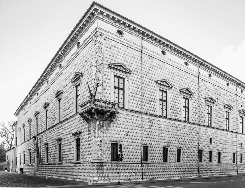 Palazzo dei Diamanti - Fe - Vanni Lazzari - Ferrara (FE)