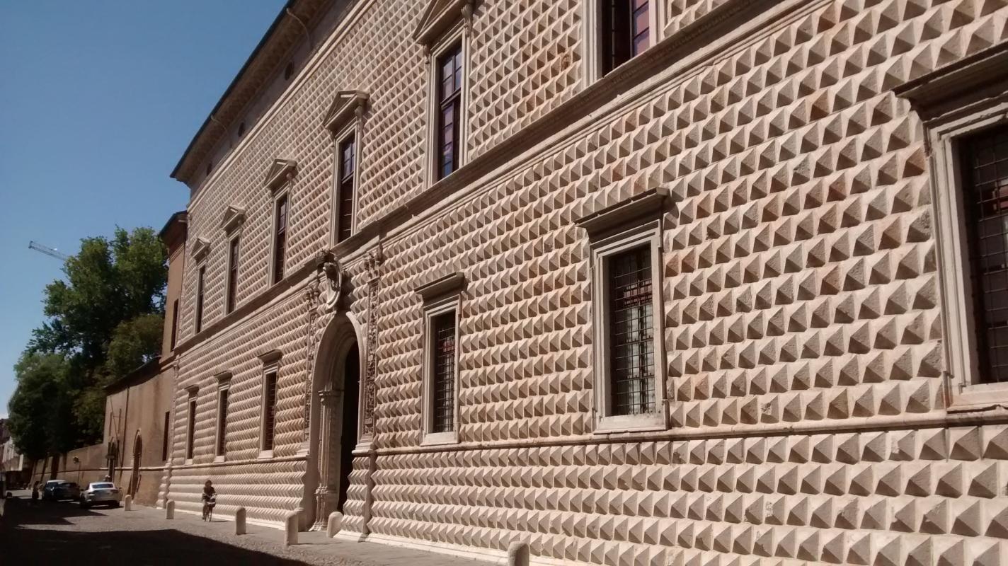 Di facciata - Marmarygra - Ferrara (FE)