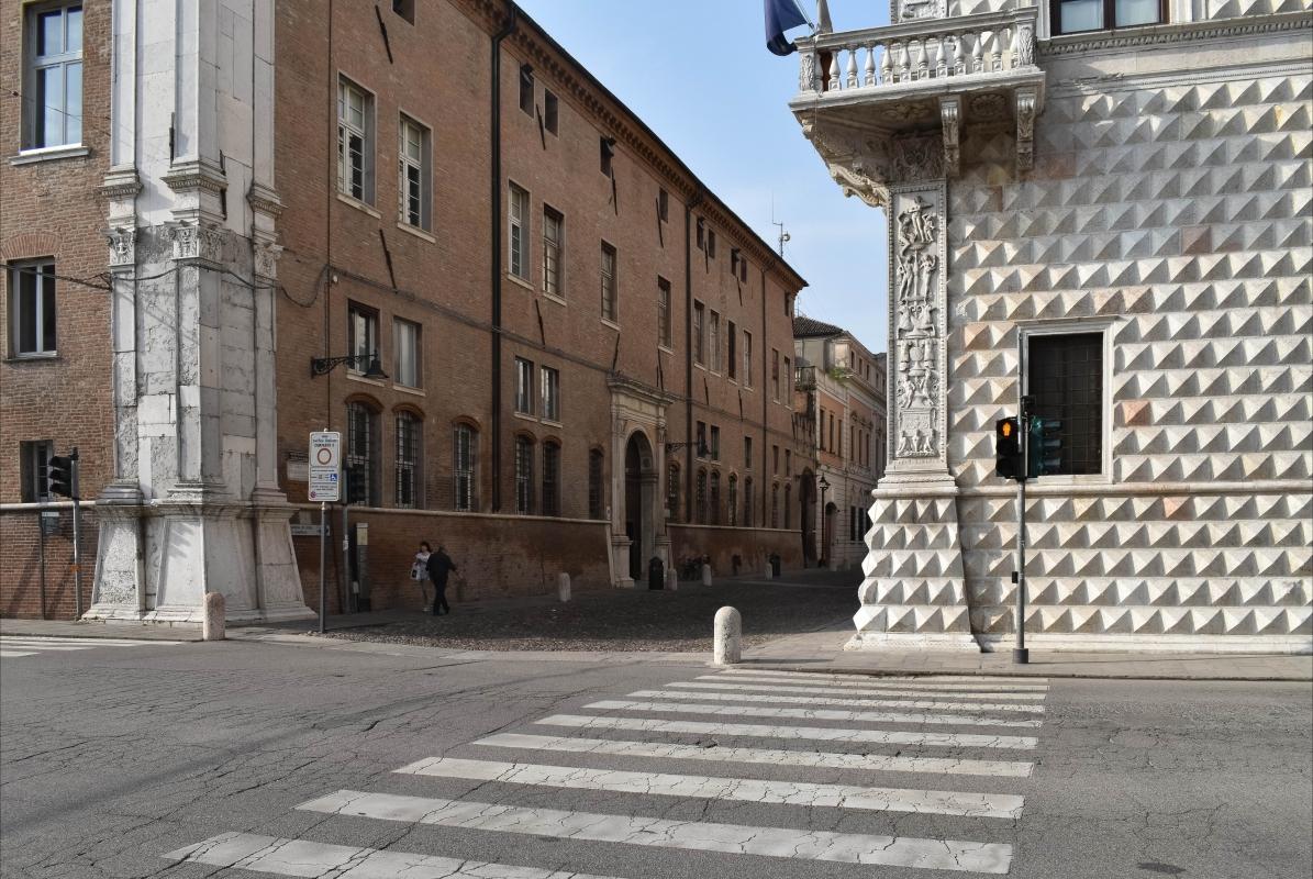 Palazzo dei Diamanti e Palazzo Turchi di Bagno (Ferrara) - Nicola Quirico - Ferrara (FE)