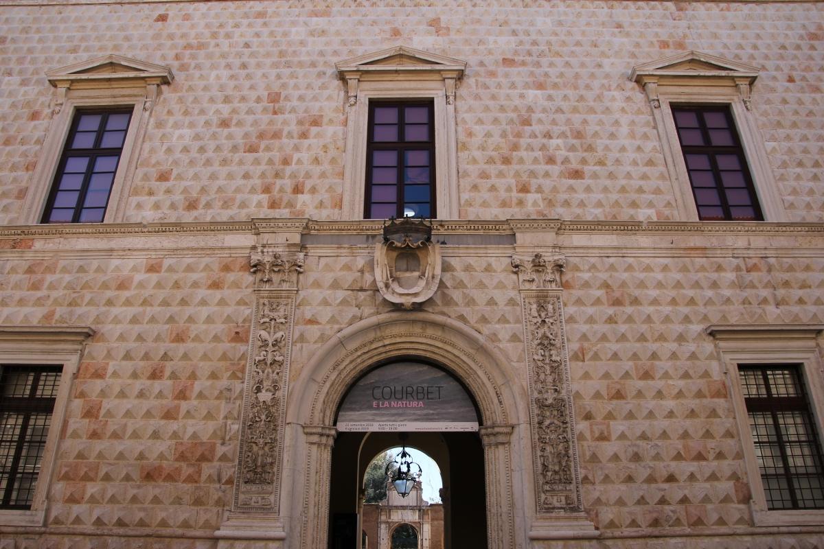 Ferrara, palazzo dei Diamanti (07) - Gianni Careddu - Ferrara (FE)