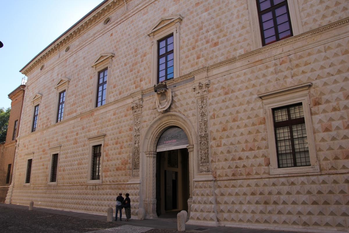 Ferrara, palazzo dei Diamanti (05) - Gianni Careddu - Ferrara (FE)