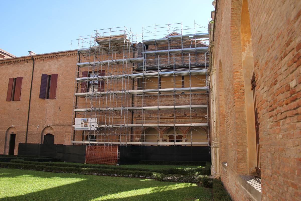 Ferrara, palazzo dei Diamanti (26) - Gianni Careddu - Ferrara (FE)