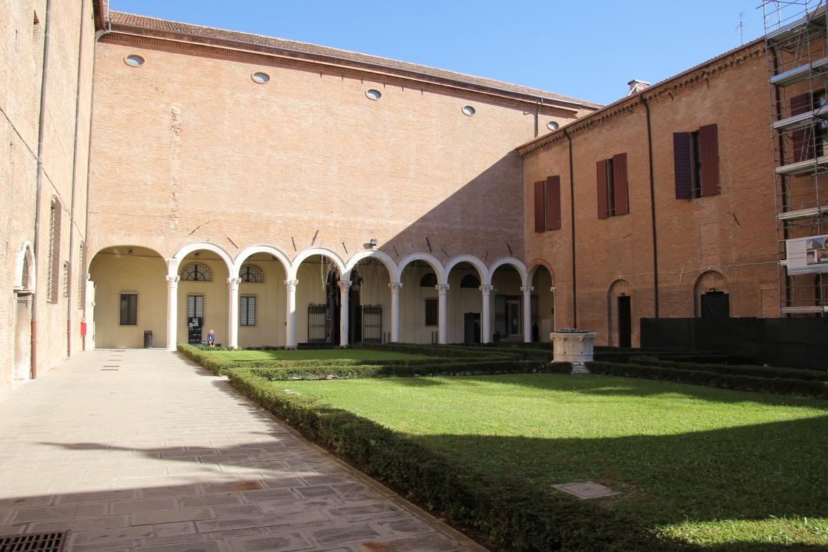 Ferrara, palazzo dei Diamanti (28) - Gianni Careddu - Ferrara (FE)
