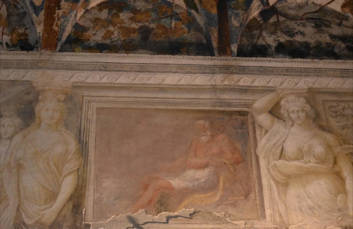 Delizia di Belriguardo (Ferrara) - Sala della Vigna 06 - Nicola Quirico - Voghiera (FE)