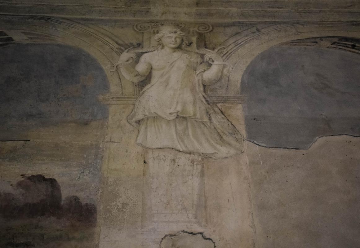 Delizia di Belriguardo (Ferrara) - Sala della Vigna 03 - Nicola Quirico - Voghiera (FE)