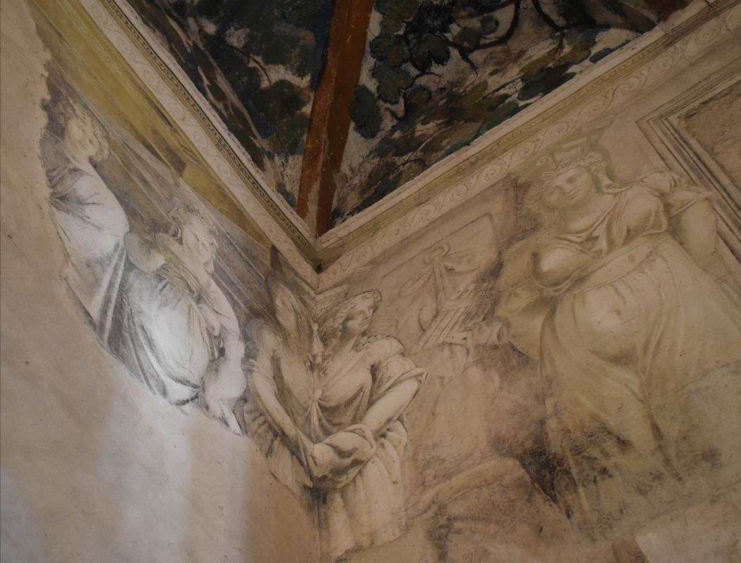 Delizia di Belriguardo (Ferrara) - Sala della Vigna 13 - Nicola Quirico - Voghiera (FE)
