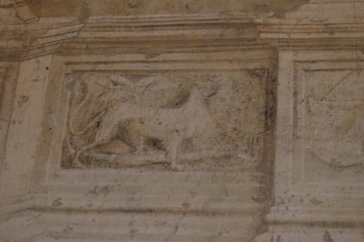 Delizia di Belriguardo (Ferrara) - Sala della Vigna 08 - Nicola Quirico - Voghiera (FE)