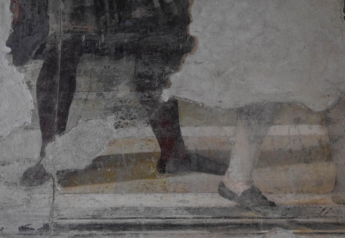 Delizia di Belriguardo (Ferrara) - Sala della Vigna 05 - Nicola Quirico - Voghiera (FE)