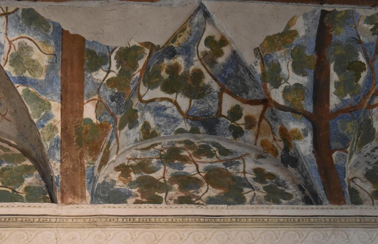 Delizia di Belriguardo (Ferrara) - Sala della Vigna17 - Nicola Quirico - Voghiera (FE)