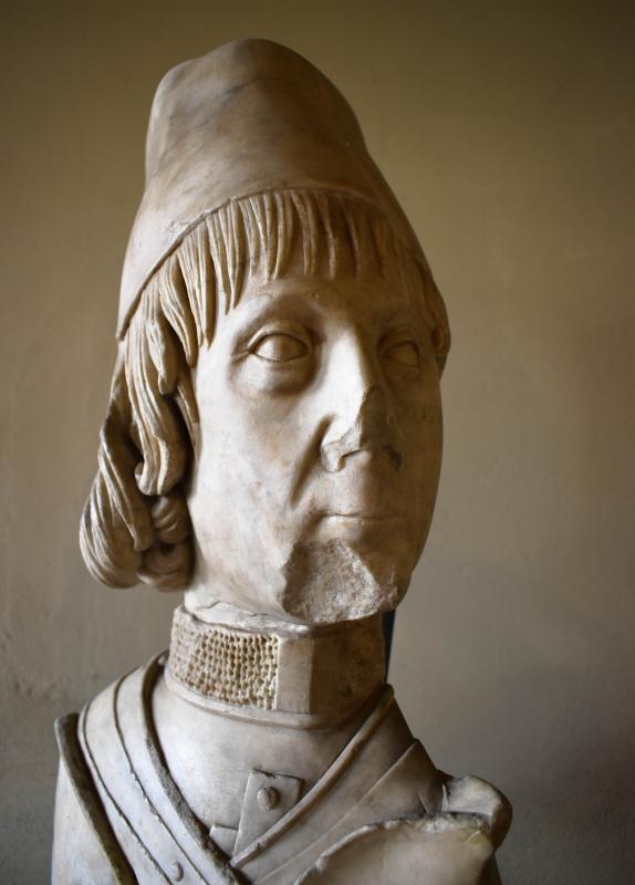 Sperandio Savelli, Ercole I d'Este, 1475, Palazzina di Marfisa d'Este 02 - Nicola Quirico - Voghiera (FE)