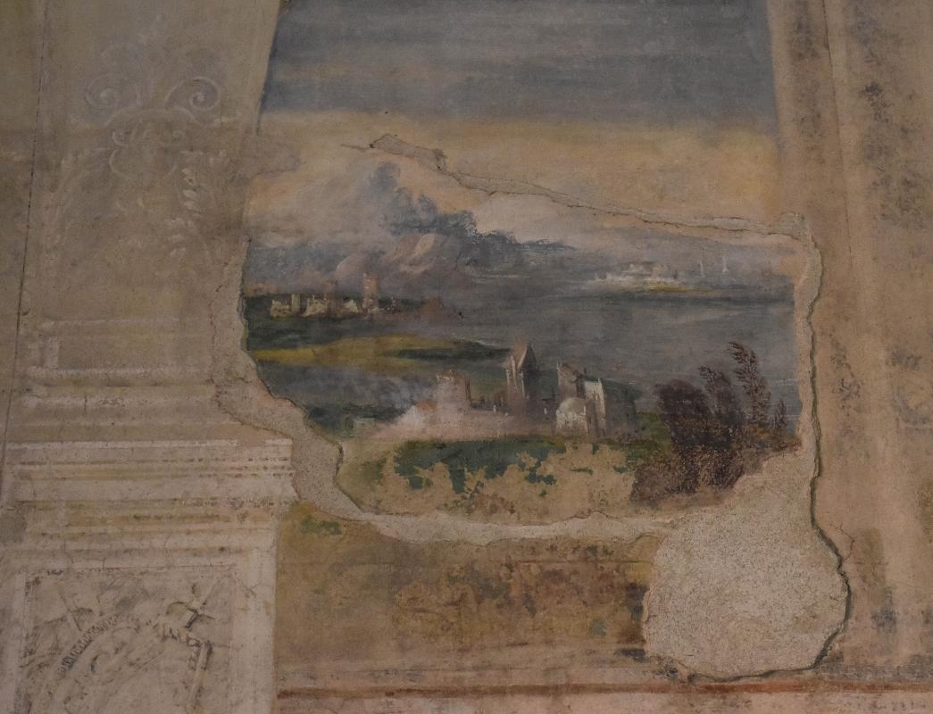 Delizia di Belriguardo (Ferrara) - Sala della Vigna 11 - Nicola Quirico - Voghiera (FE)