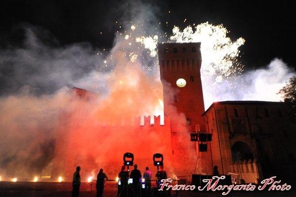 Castello di Formigine ( Sagra di San Luigi 2) - Franco Morgante - Formigine (MO)