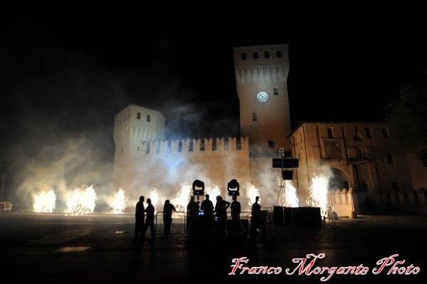 Castello di Formigine ( Sagra di San Luigi ) - Franco Morgante - Formigine (MO)