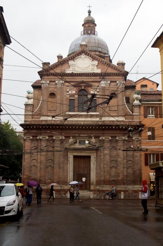Chiesa del voto (facciata) - Massimiliano Marsiglietti - Modena (MO)