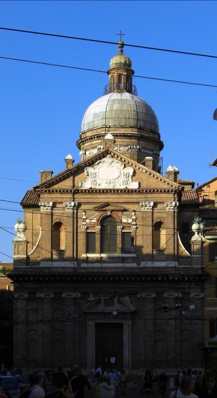 Chiesa del Voto vista frontale - Matteolel - Modena (MO)