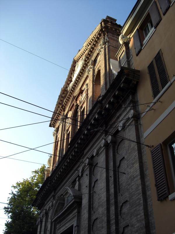 Chiesa del Voto di Modena dal basso - Matteolel - Modena (MO)