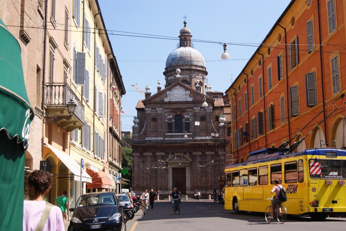 Chiesa del voto - Aliceskysthelimit! - Modena (MO)