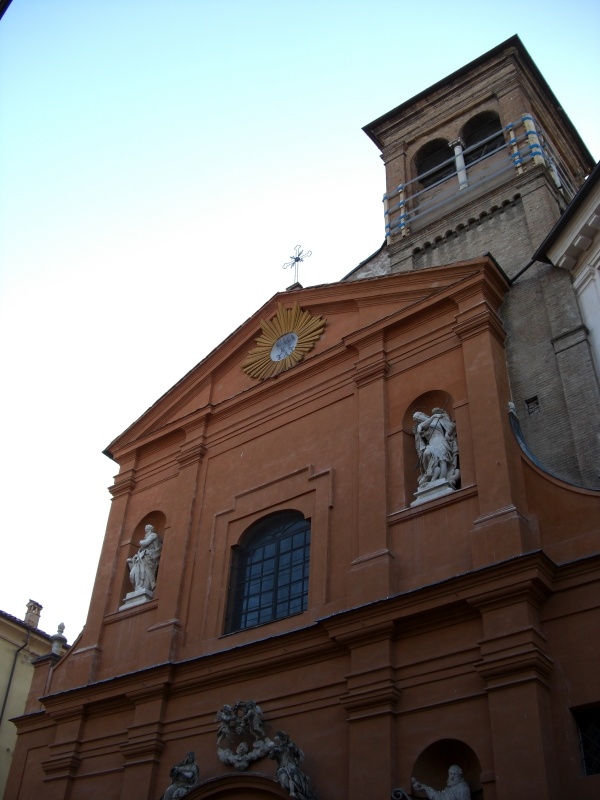 Chiesa di San Barnaba a Modena - Matteolel - Modena (MO)