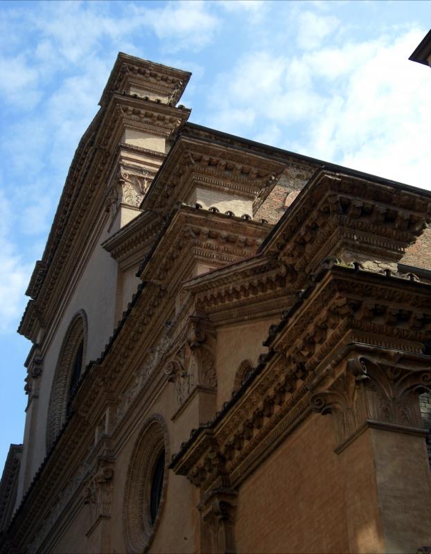 Chiesa di San Pietro particolari - Matteolel - Modena (MO)