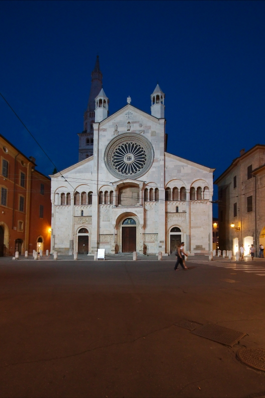Ora blu sul Duomo di Modena - Giandobert - Modena (MO)