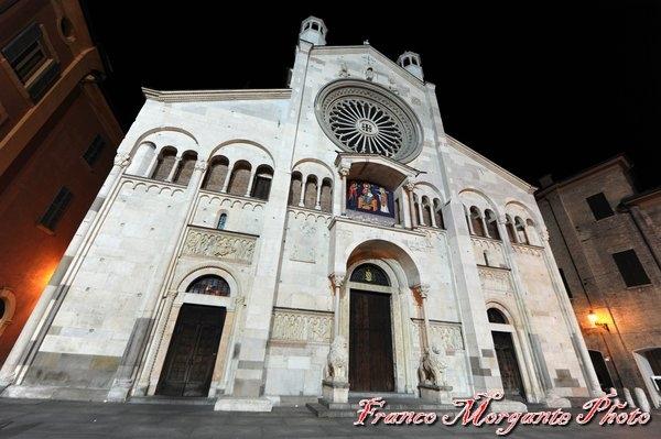 Il Duomo di Modena (visto da Corso Duomo ) - Franco Morgante - Modena (MO)