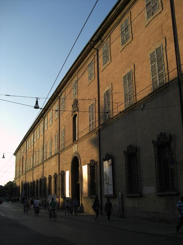 Ex Ospedale Sant'Agostino a Modena - Matteolel - Modena (MO)