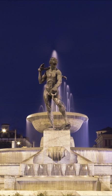 Fontana dei due fiumi - Gabrielegessani - Modena (MO)