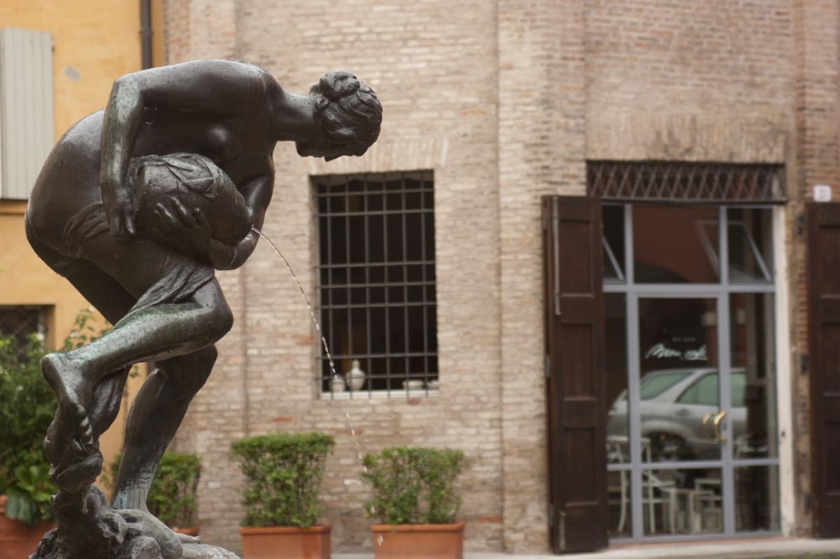 Fontana della ninfa, Graziosi - Fabrizio Zucchi - Modena (MO)