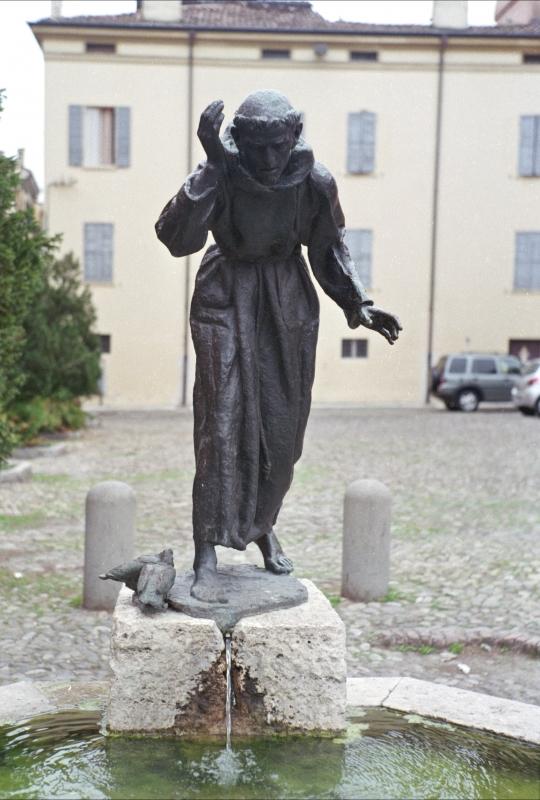 Particolare della Fontana di San Francesco - Massimiliano Marsiglietti - Modena (MO)