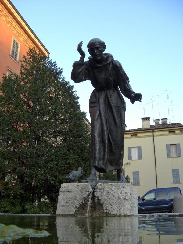 Fontana di San Francesco a Modena 3 - Matteolel - Modena (MO)