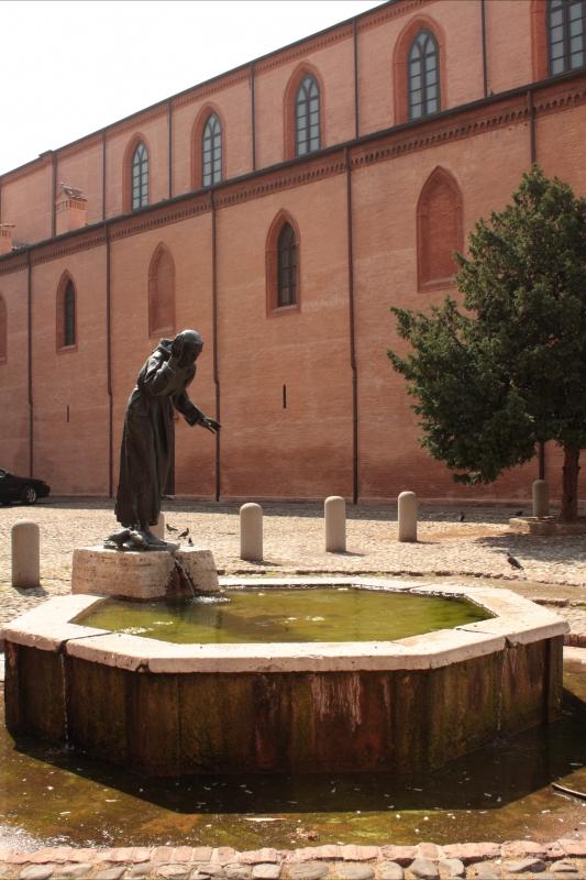 Fontana di San Francesco 1 - Luce&nebbia - Modena (MO)