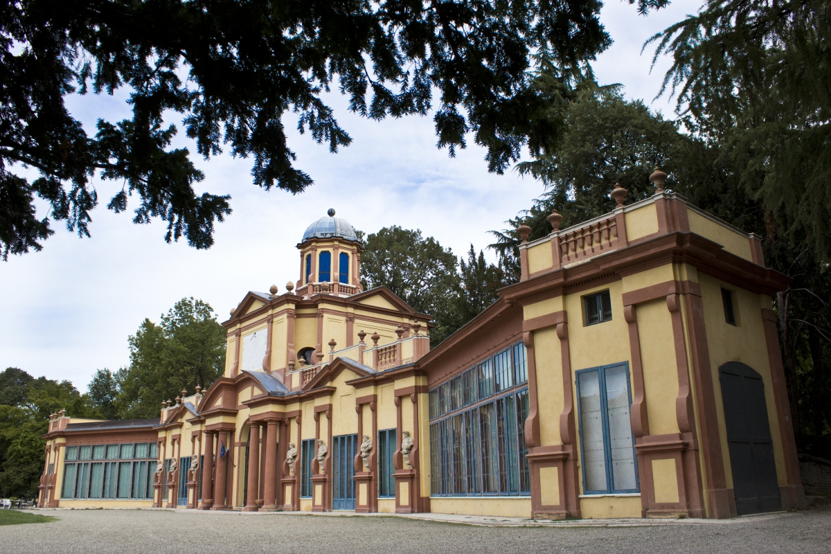 Modena palazzina giardini pubblici Vigarani - Gabrielegessani - Modena (MO)
