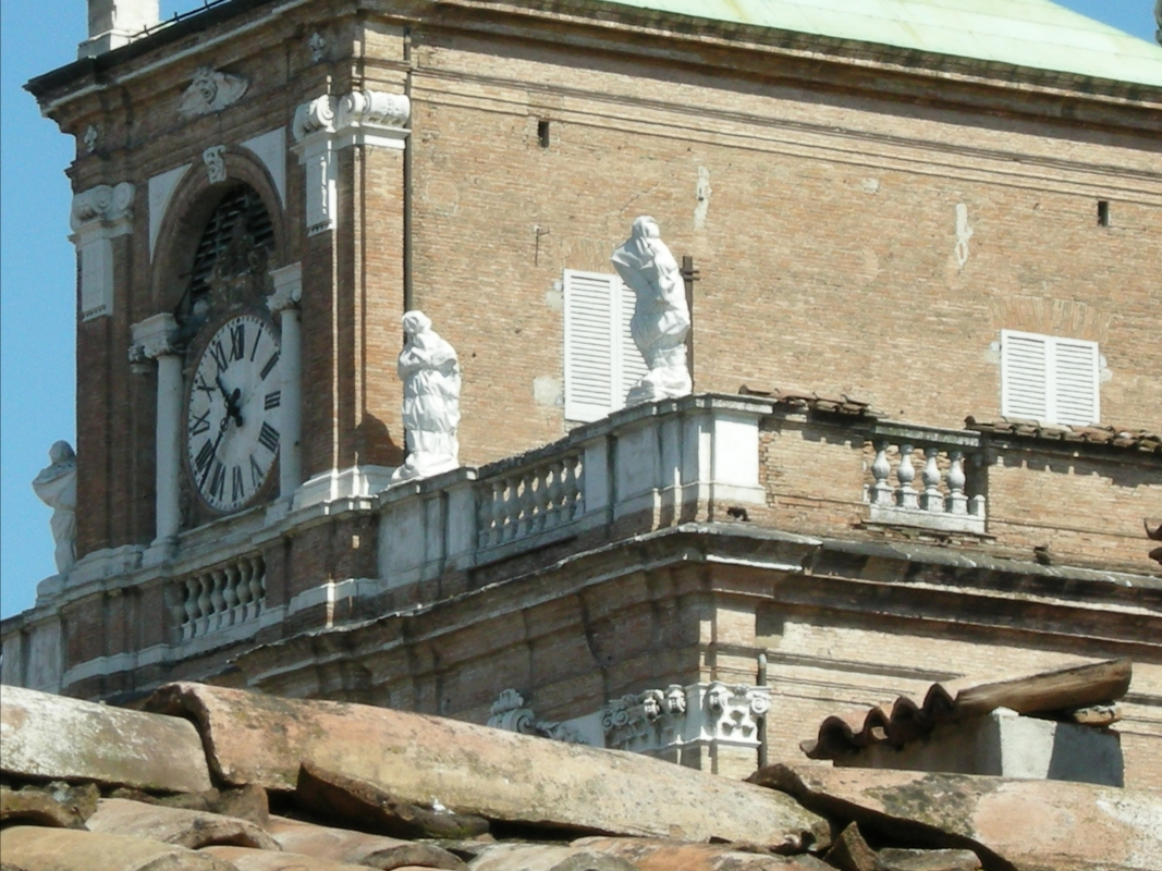 Palazzo Ducale, particolare - Gabriella Borghetto - Modena (MO)
