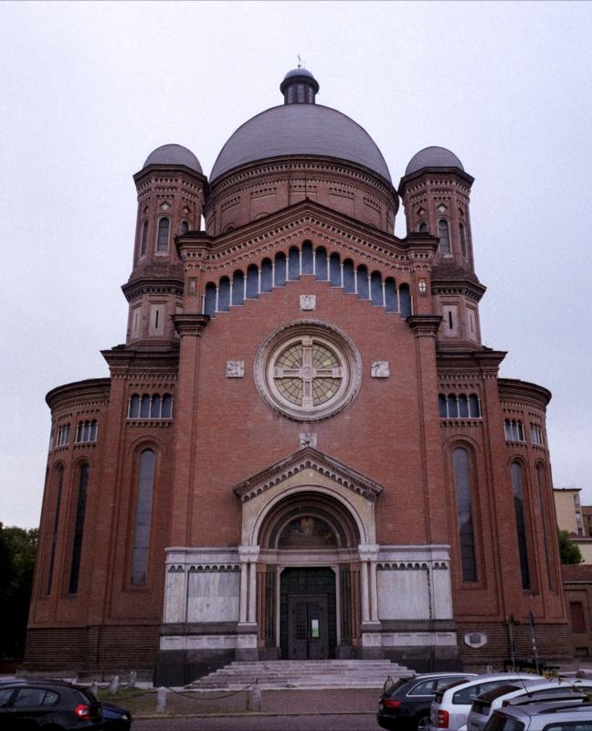 Facciata del Tempio Monumentale di Modena - Massimiliano Marsiglietti - Modena (MO)