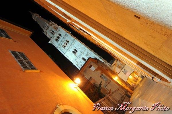 Torre Ghirlandina (Vista da Via Torre) - Franco Morgante - Modena (MO)