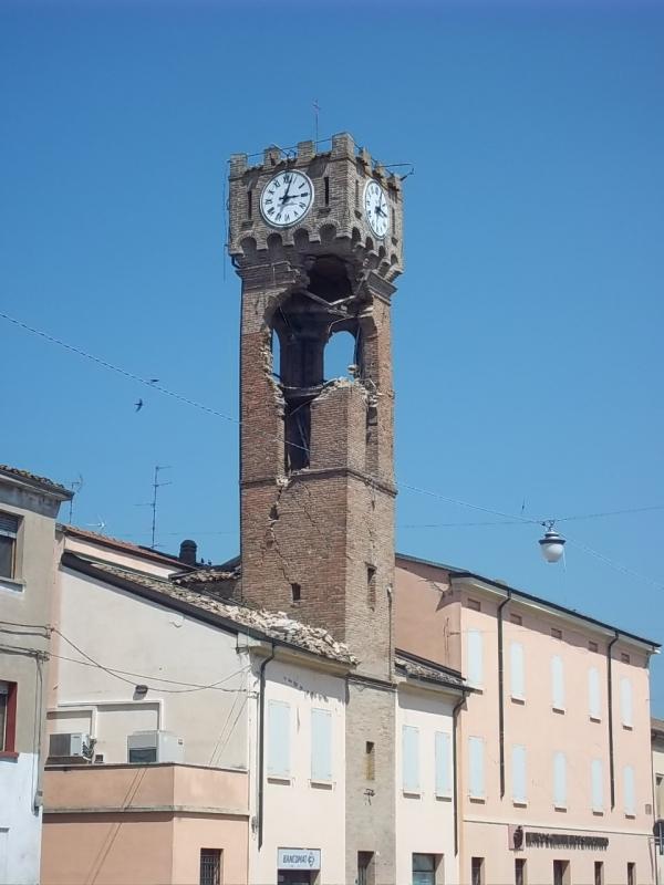 Torre Civica - Mirtillause - Novi di Modena (MO)