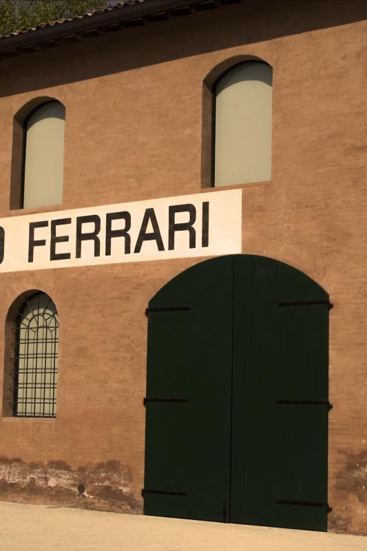 Museo Casa Enzo Ferrari 2 - Maria Lucia Lusetti Paolo Tedeschi - Modena (MO)