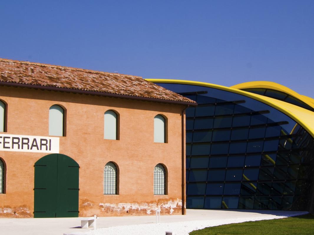 Museo Casa Enzo Ferrari 7 - Maria Lucia Lusetti Paolo Tedeschi - Modena (MO)