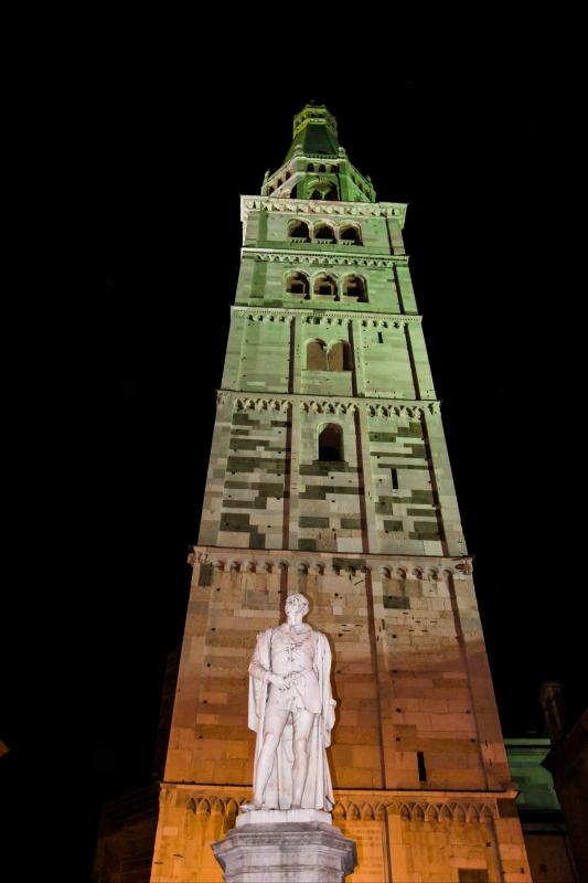 Notte sulla Torre - Lorenzo Breviglieri - Modena (MO)