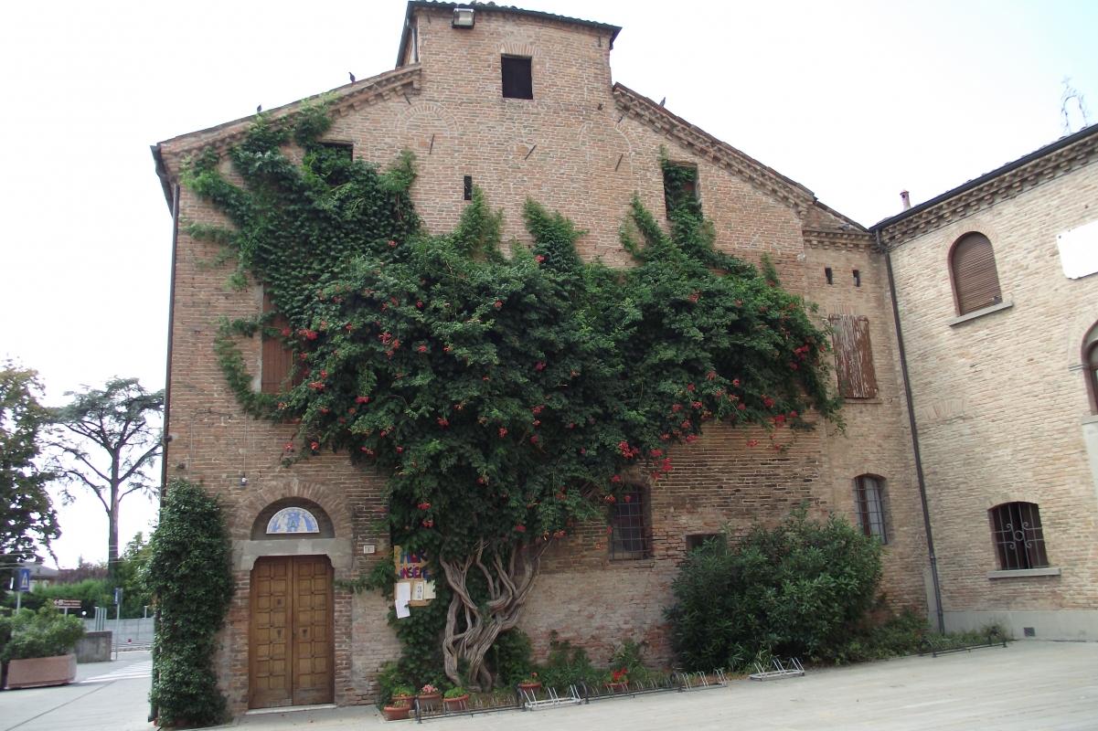 Canonica di San Felice sul Panaro (MO) - Tommaso Trombetta - San Felice sul Panaro (MO)