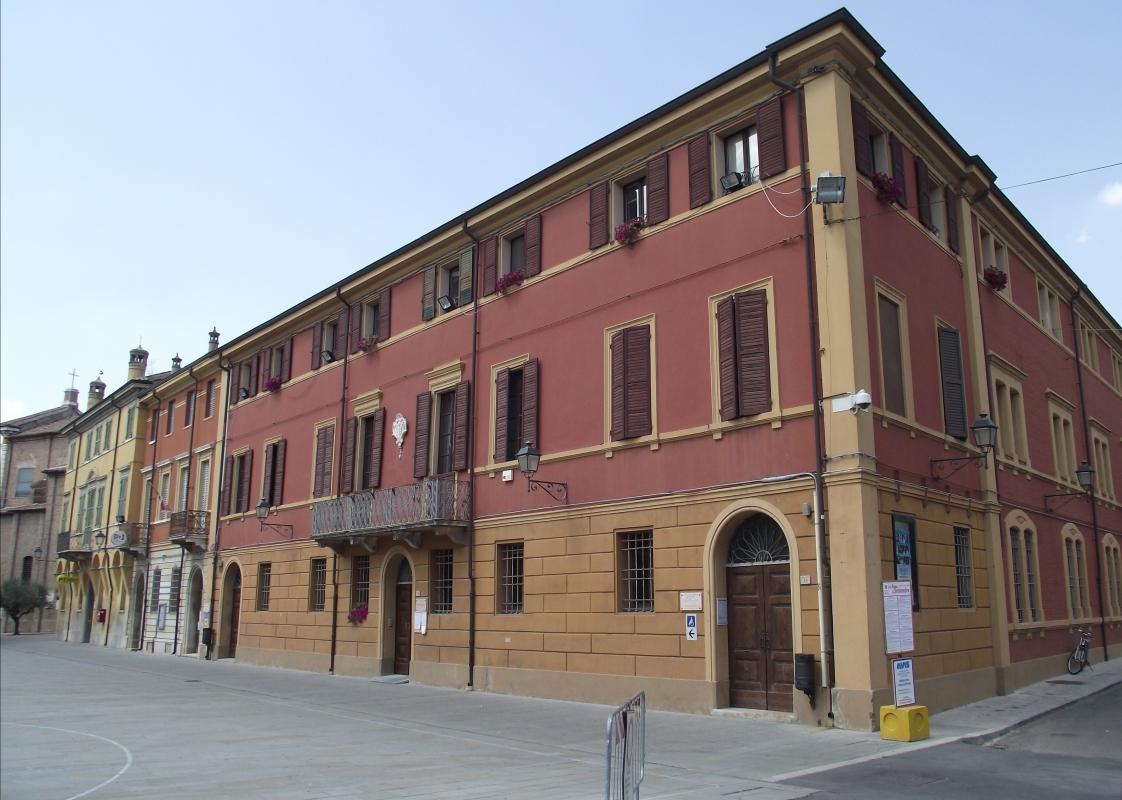 Palazzo Comunale di San Felice sul Panaro (MO) - Tommaso Trombetta - San Felice sul Panaro (MO)