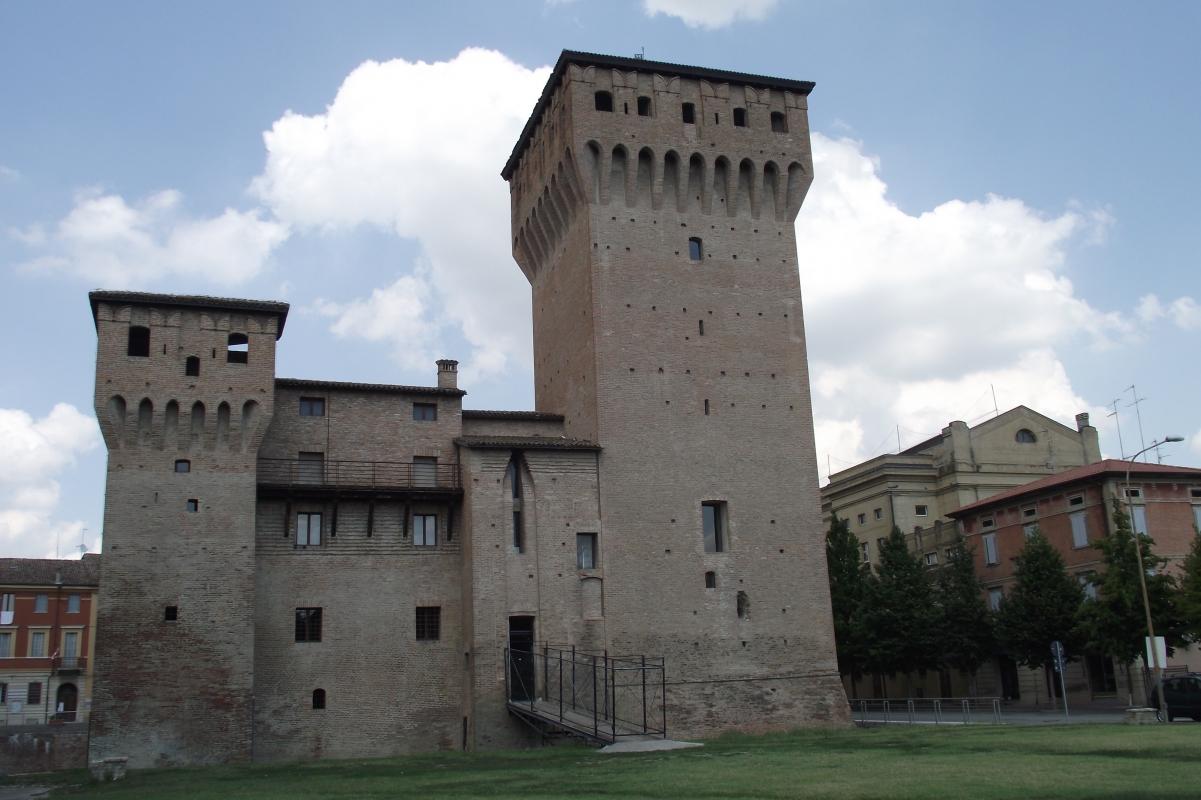 Rocca Estense prima del terremoto del 20 maggio 2012 - Tommaso Trombetta - San Felice sul Panaro (MO)