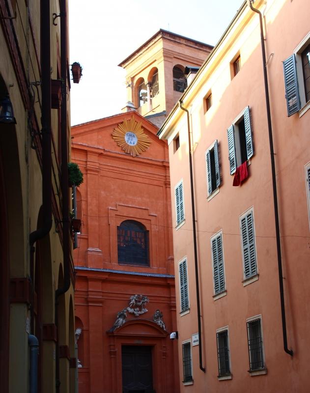 Scorcio Chiesa di San Barnaba Modena - BeaDominianni - Modena (MO)
