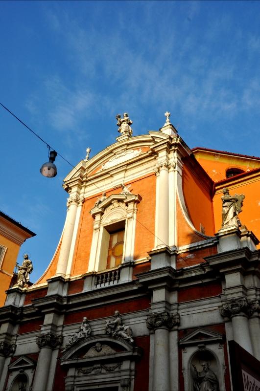 Chiesa di San Giorgio, 8 del mattino - Chiara Salazar Chiesa - Modena (MO)