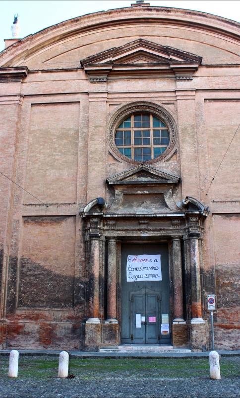 Facciata chiesa di Sant'Agostino - BeaDominianni - Modena (MO)