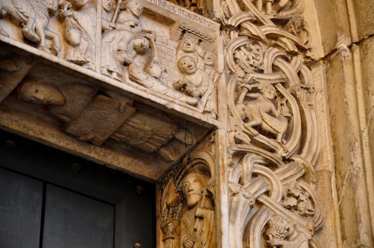 Decorazione della Porta dei Principi - Chiara Salazar Chiesa - Modena (MO)