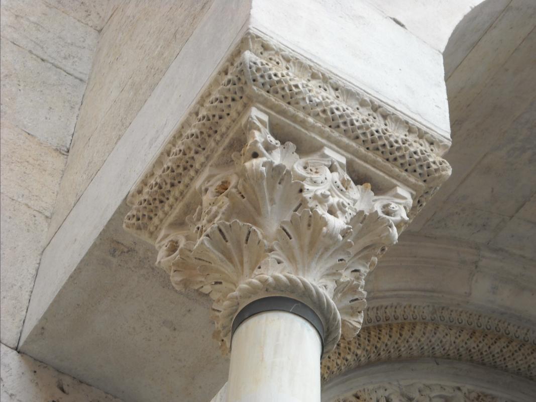 Duomo di Modena, capitello del portale centrale - Giuch86 - Modena (MO)