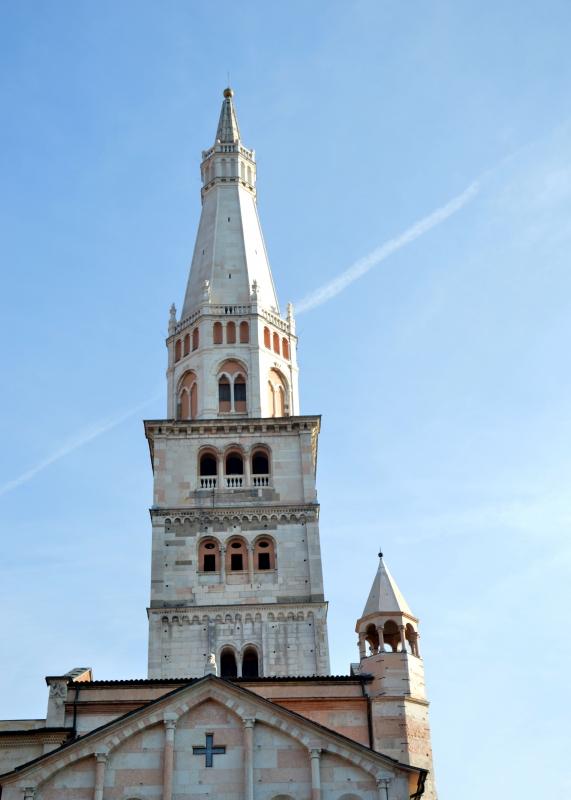 Ghirlandina, torre campanaria del Duomo di Modena - Valeriamaramotti - Modena (MO)