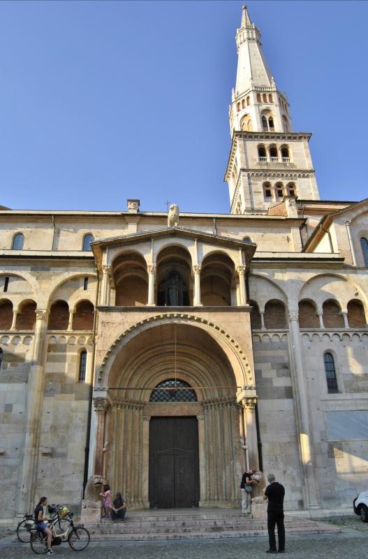 Il Duomo di Modena visto da Piazza Grande - Giorgia Violini - Modena (MO)
